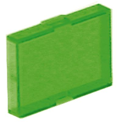 πρόσοψη ορθογώνιο πράσινο