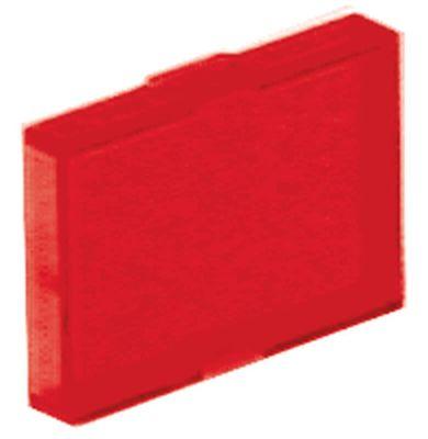 πρόσοψη ορθογώνιο κόκκινο