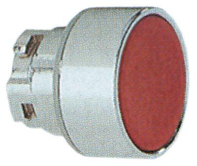 κουμπί πίεσης ø22mm  κόκκινο