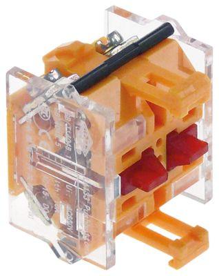 μπλοκ διακόπτη 2NC  660V μέγ. 16(4) A  - σύνδεσμος βίδα