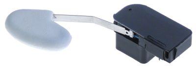 φλοτέρ με έμβολο 250V 16A 1CO  αρσενικό εξάρτημα 6,3mm Μ 130mm