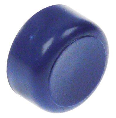 κουμπί πίεσης ø 23mm μπλε