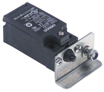 διακόπτης θέσης με υλικό στερέωσης 1NC/1NO  230V Μ 31mm W 30mm H 64mm προστασία IP67  AC-15 3A
