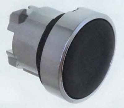 στιγμιαίος διακόπτης start διαστ. τοποθέτ. ø22mm  μαύρο/επιχρωμιωμένο