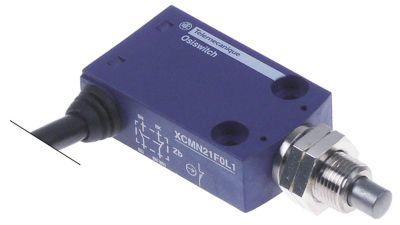 διακόπτης θέσης πλαστικό 1NC/1NO  400V 6A Μ 50mm W 30mm H 16mm προστασία IP65