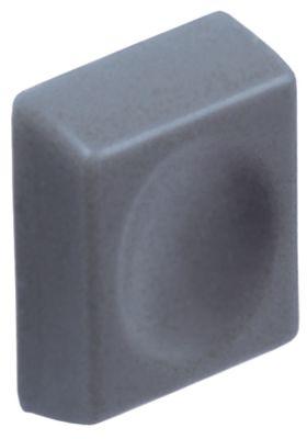 κουμπί πίεσης Μ 25mm W 19,5mm γκρι  -