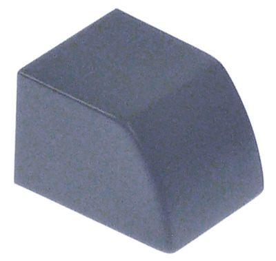 κουμπί πίεσης μπλε Μ 24,2mm W 19,2mm H 16,6mm