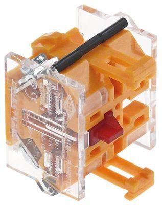 μπλοκ διακόπτη 1NC  660V μέγ. 16(4) A  - σύνδεσμος βίδα