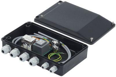 ηλεκτρονικό κιβώτιο για κόφτη 230V Μ 235mm W 140mm κατάλληλο για BERKEL