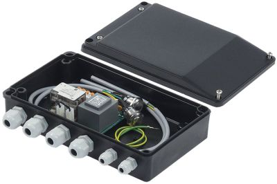ηλεκτρονικό κιβώτιο για κόφτη 400V Μ 235mm W 140mm κατάλληλο για BERKEL