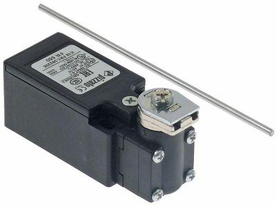 διακόπτης θέσης πλαστικό 1NC/1NO  400V 3A Μ 92mm W 31mm H 31mm προστασία IP67