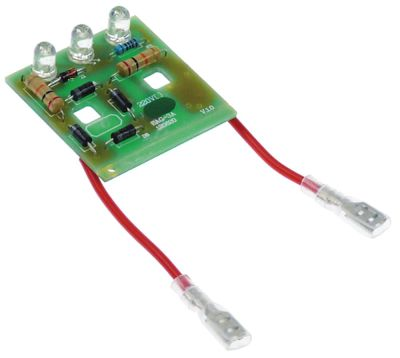 LED ψυγείο για συσκευή GHR1040  λευκό 220V πλακέτα τάση AC