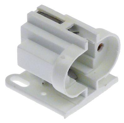 υποδοχή λάμπας υποδοχή T140  250V Μ 34,5mm H 31mm πλαστικό Ποσ. 1 τεμ. 500W απόσταση οπής 254mm