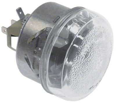 λάμπα φούρνου ø διάταξης στερέωσης 65.5mm 230V 40W υποδοχή G9  ανθεκτ. στη θερμ. 300°C