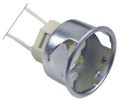 υποδοχή λάμπας υποδοχή G9  220-230 V ø διάταξης στερέωσης 35.5mm