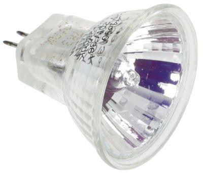 halogen lamp socket  12V 20W ø 35mm H 38mm AC/DC