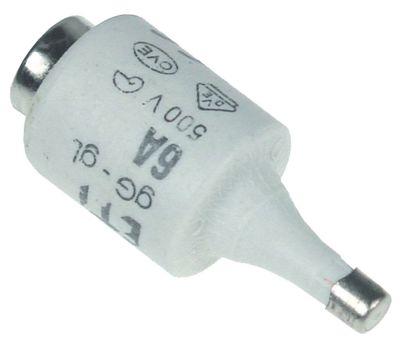 ασφάλεια μέγεθος DII  16A ονομαστική τιμή 500V E27  ø 22mm Μ 50mm Ποσ. 5 τεμ.