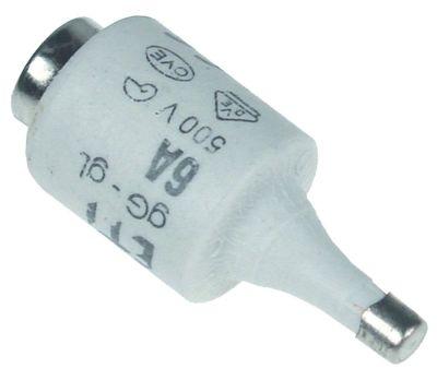 ασφάλεια μέγεθος DII  20A ονομαστική τιμή 500V E27  ø 22mm Μ 50mm Ποσ. 5 τεμ.