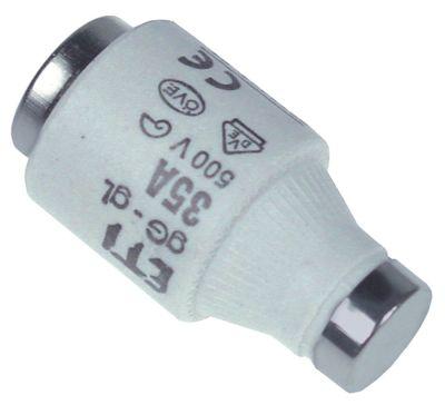 ασφάλεια μέγεθος DIII  35A ονομαστική τιμή 500V E33  ø 27mm Μ 50mm Ποσ. 5 τεμ.