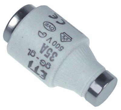 ασφάλεια μέγεθος DIII  50A ονομαστική τιμή 500V E33  ø 27mm Μ 50mm Ποσ. 5 τεμ.