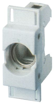 υποδοχή ασφάλειας κατάλληλη ασφάλεια D01  1-πόλοι 16A ονομαστική τιμή 400V