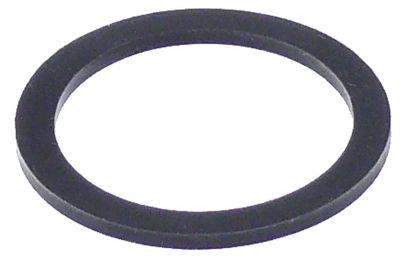 τσιμούχα για λυχνία φούρνου σιλικόνη ø αναγν. 30mm ΕΞ. ø 38mm πάχος 2mm