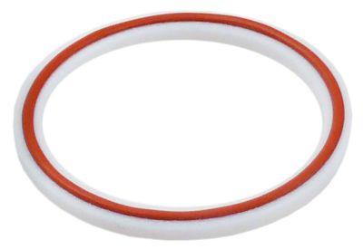 τσιμούχα για λυχνία φούρνου PTFE  ø αναγν. 44mm ΕΞ. ø 53mm πάχος 3mm