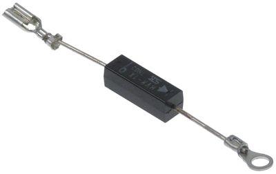 δίοδος hv τύπος 2X062+HVR-1X  σύνδεσμος F4.8mm / σύνδεσμος M4