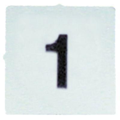 σύμβολο λευκό 1