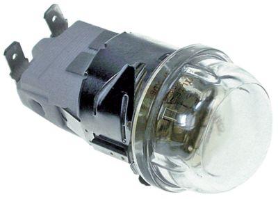 λάμπα φούρνου ø διάταξης στερέωσης 35,5mm 230V 25W υποδοχή G9  ανθεκτ. στη θερμ. 300°C