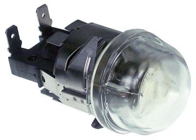 λάμπα φούρνου ø διάταξης στερέωσης 35,5mm 230V 25W υποδοχή E14  ανθεκτ. στη θερμ. 300°C