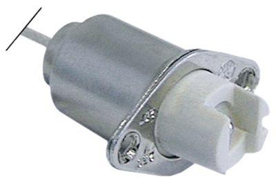 υποδοχή λάμπας υποδοχή R7s  250V ø διάταξης στερέωσης 15mm ø 22mm H 45mm
