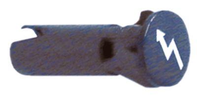 πρόσοψη ø 10mm εντός-εκτός λειτουργίας