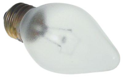 λάμπα πυρακτώσεως Μέγ. Θ  -°C υποδοχή E27  230V 60W ø 48mm Μ 102mm Μ φακού 75mm με επίστρωση PTFE