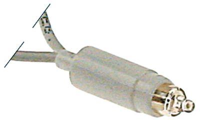 ενδεικτικό στοιχείο πράσινο 230V σύνδεσμος καλώδιο 400mm υλικό καλωδίου σιλικόνη