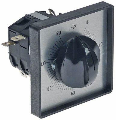 χρονόμετρο C53   - 4-πόλοι χρόνος λειτουργίας 120min  ώση μηχανικό 2NO/2NC