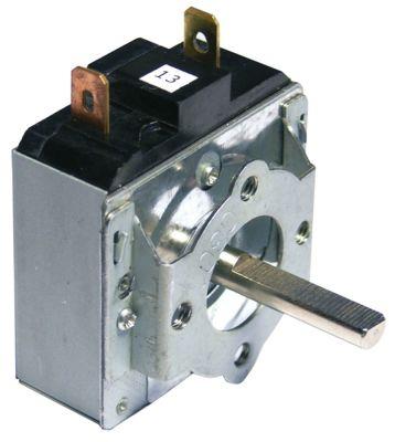 χρονόμετρο M12   - 1-πόλοι χρόνος λειτουργίας 30min  1NO  στα 250V 16A