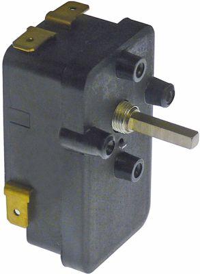 χρονόμετρο G   - 2-πόλοι χρόνος λειτουργίας 5min  ώση μηχανικό 2NO  στα 250V 16A μόνιμη θέση αρ.