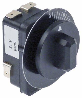 χρονόμετρο G  2-πόλοι χρόνος λειτουργίας 4min  ώση μηχανικό 2NO  στα 250V 16A μόνιμη θέση αρ.