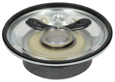 μεγάφωνο ø 50mm ενσωματωμένο βάθος 16mm 8Ω 0,5W σύνδεσμος ένωση συγκόλλησης μήκος καλωδίουmm