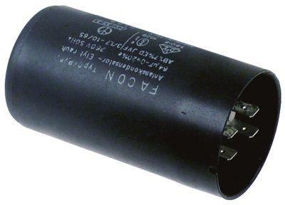 πυκνωτής εκκίνησης 330V χωρητικότητα 64µF