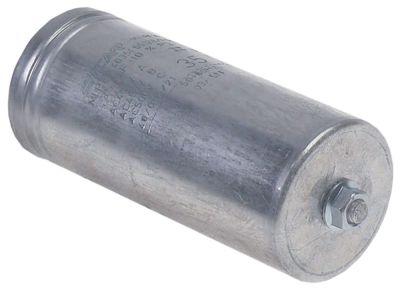 πυκνωτής λειτουργίας χωρητικότητα 35µF 450V με μεταλλική θήκη 50/60 Hz μεταλλικό