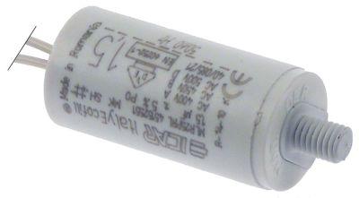 πυκνωτής χωρητικότητα 1,5µF 400V συμπυκνωτής κυπέλλου ανοχή 5% 50/60 Hz