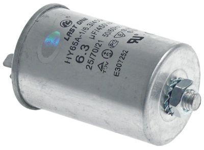 πυκνωτής λειτουργίας χωρητικότητα 6,3µF 450V συμπυκνωτής κυπέλλου 50/60 Hz
