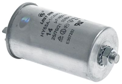 πυκνωτής λειτουργίας χωρητικότητα 14µF 450V συμπυκνωτής κυπέλλου 50/60 Hz