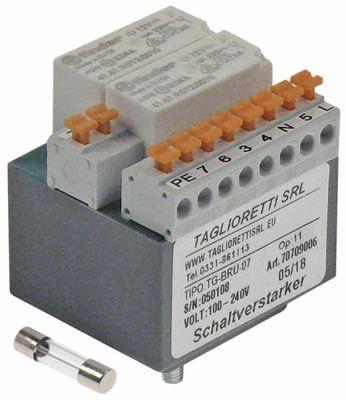 εναλλαγής 100-240 V τύπος TG-BRU-07