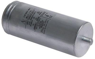 πυκνωτής εκκίνησης 80µF 250V 60Hz ø 55mm Μ 137mm AL
