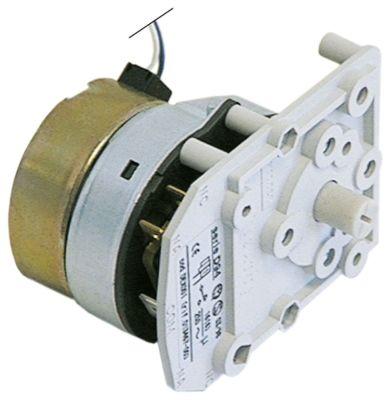 χρονοδιακόπτης απόψυξης BIGATTI  τύπος D94.44  διάστημα απόψυξης 4x ανά 24h χρόνος απόψυξης 10min