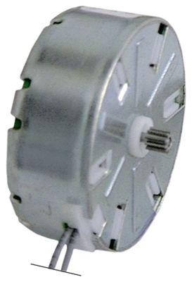 μοτέρ CDC  ø γραναζιού 4,9mm δόντια 10 230V τάση AC  50/60 Hz κατεύθυνση περιστροφής δεξιά