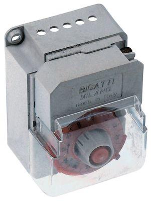 χρονοδιακόπτης απόψυξης BIGATTI  τύπος SB1.81  διάστημα απόψυξης 1x ανά 24h